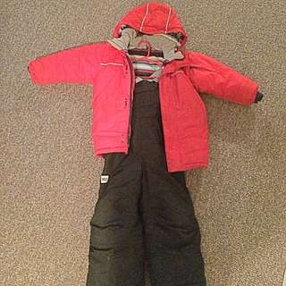 MEC boys Snowsuit