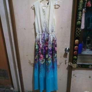 Mags Long Dress