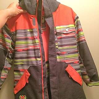 Boys Size 10 Snowsuit