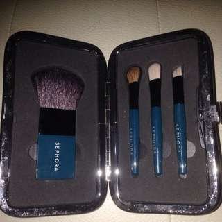 [REPRICE] Sephora Brushes Travel Kit