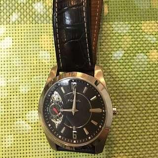 Fossil Brand semi automatic watch