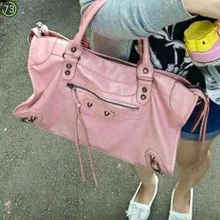 粉紅色機車包