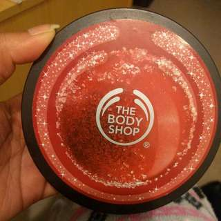 The Body Shop Frosted Cranberry Body Butter