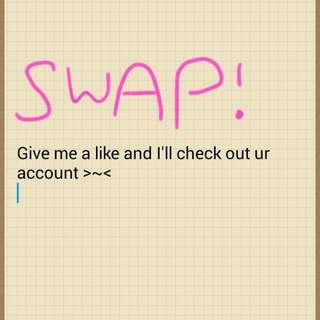 Swap Time!!