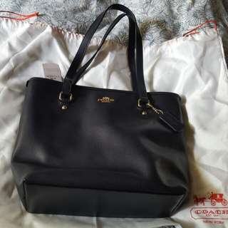 Coach shoulderbag/handbag