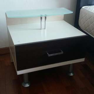 Bed Side Table (2 Pieces)