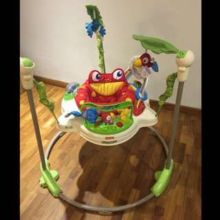 [RESERVED] Fisher Price Rainforest Jumperoo