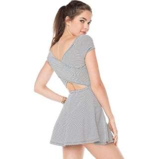 Stripped Brandy Melville Bethan Dress