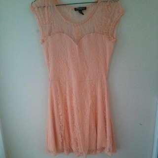 Peace Lace Dress
