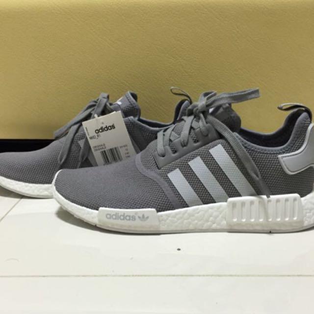 Adidas NMD R1 Charcoal Grey US10.5 6fa5fb6a9