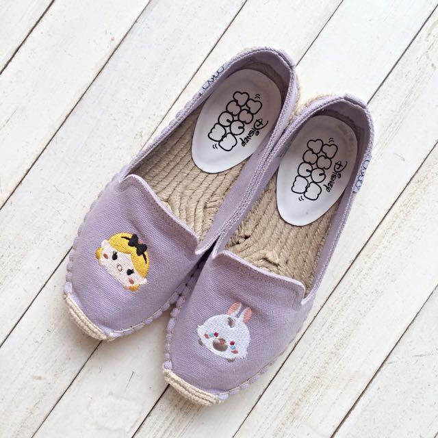 Alice Tsum Tsum Shoes