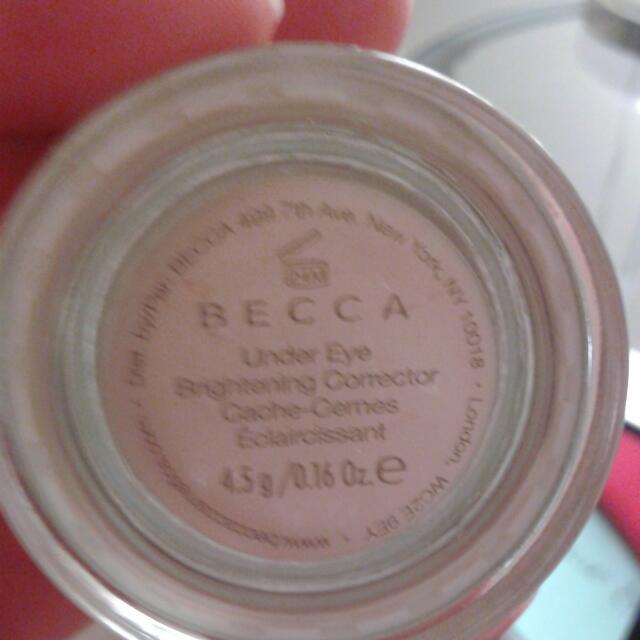 Becca Under Eye Brightener