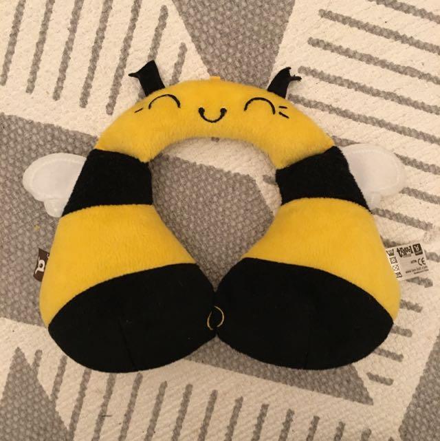 Ben-bat Bee Travel Neck Pillow