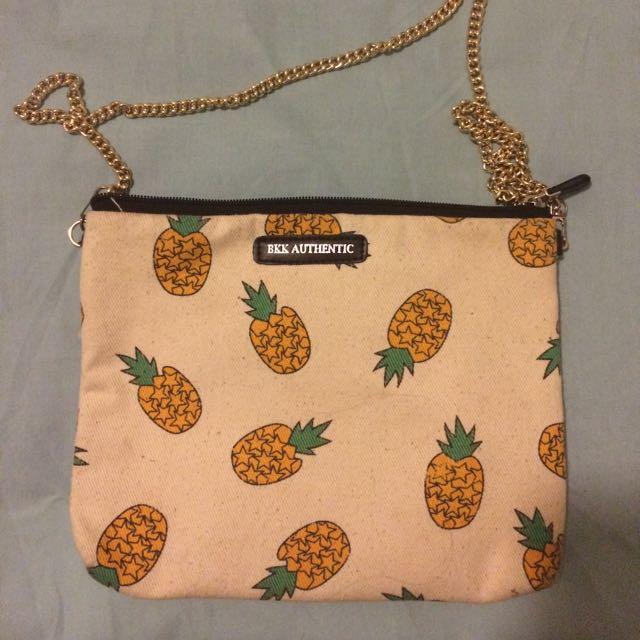 BKK Pineapple Bag