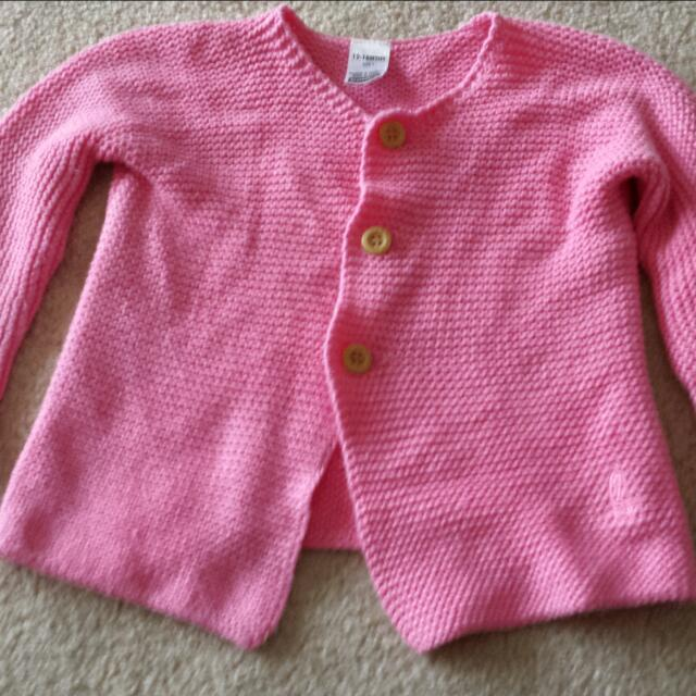 Bonds Girls Cardigan Size 1