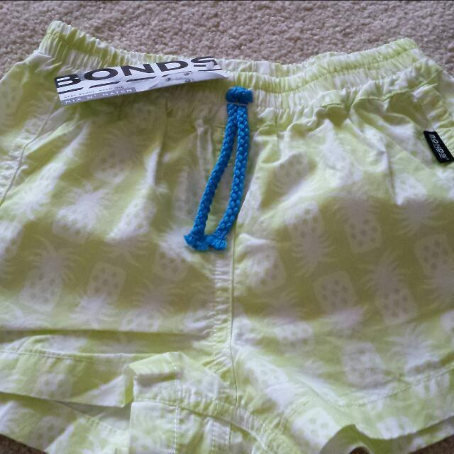 Bonds Shorts Size 1