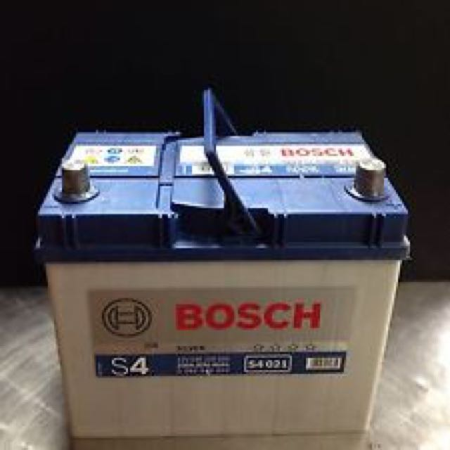 Bosch Car Battery Ns60 Auto Accessories On Carousell