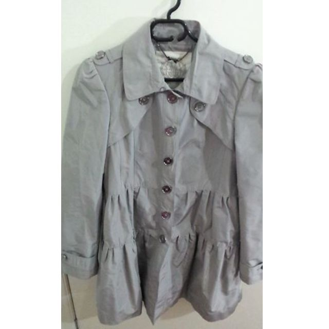 Brand New Forever New Size 16 Trench Coat
