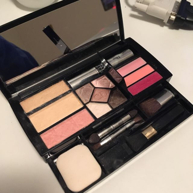 Dior Make Up Travel Palette