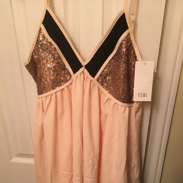 Dress From Tobi Size Small
