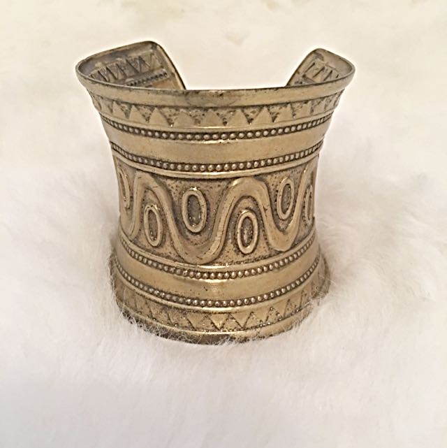 Grecian Gold Cuff