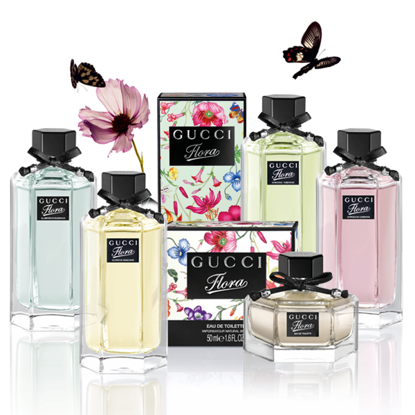 384a3f5a3ad GUCCI FLORA GLORIOUS MANDARIN EDT FOR WOMEN (100ml Tester) Yellow ...