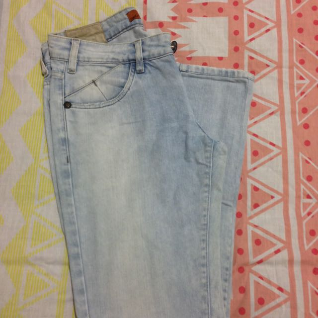 Jeans Size 10 - Made In Brazil