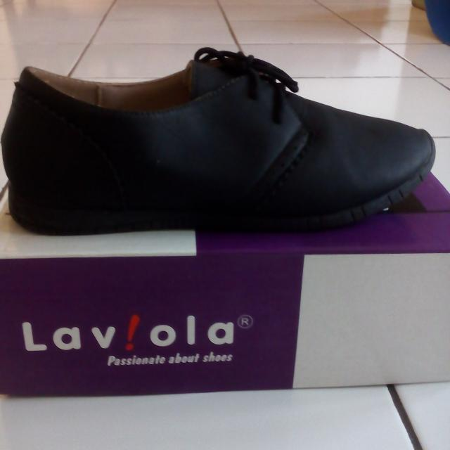 Laviola - Black Sneakers