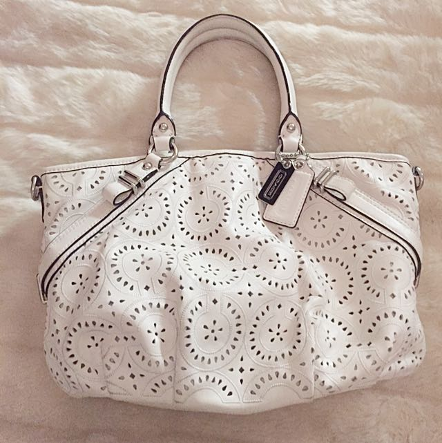 Limited Edition Coach Handbag