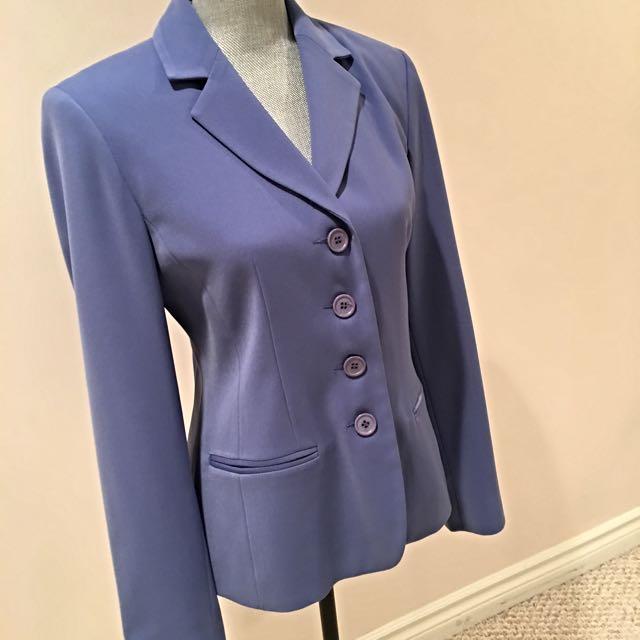 Louben II Blue Jacket