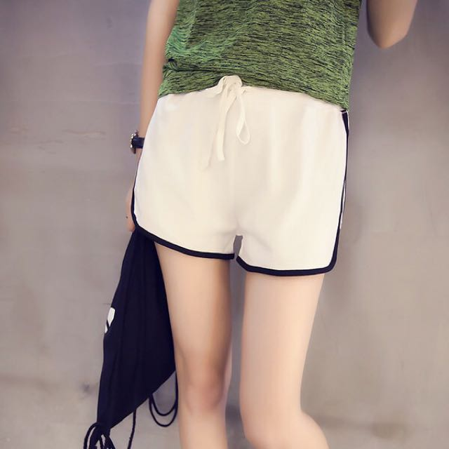 New Hot Sell Pulling Ropes Sporty Short Pant