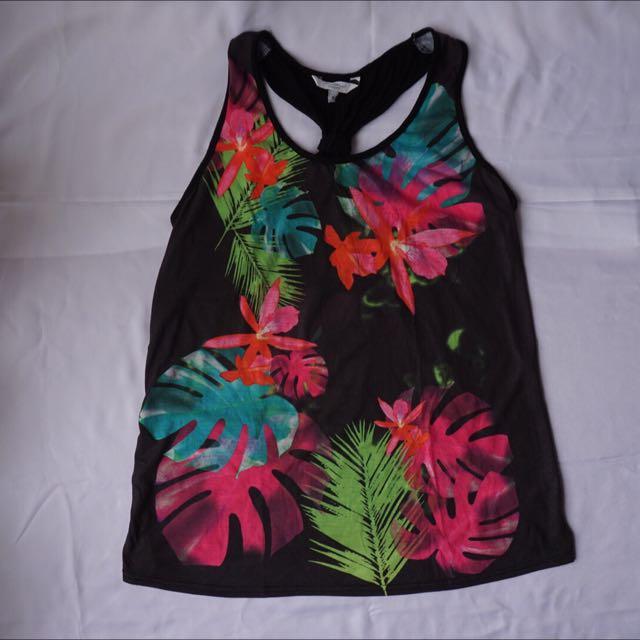 New Look Sleeveless Shirt