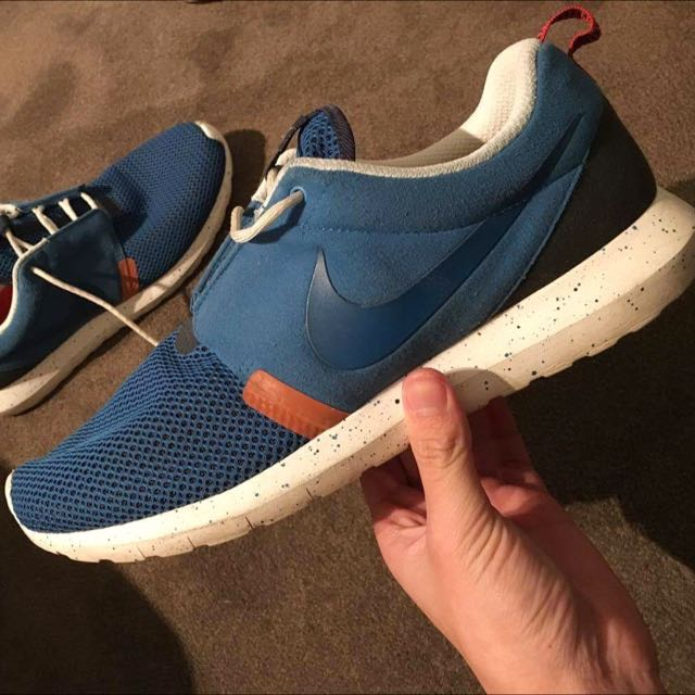 Nike Roshe Run Blue
