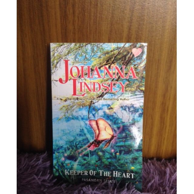 Novel Keeper of The Heart - Pasangan Sejati