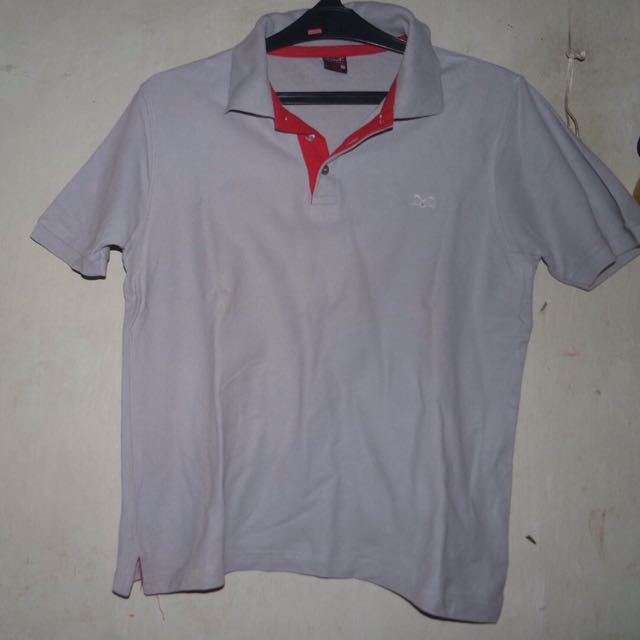 polo t-shirt light grey