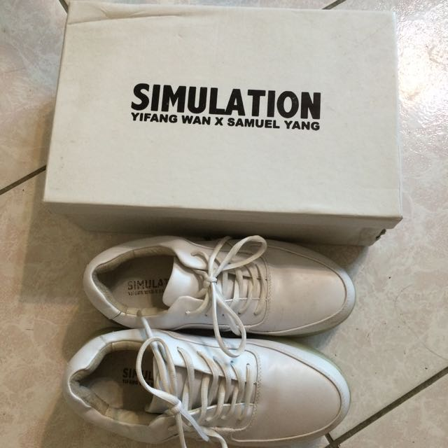 Simulation 發光鞋