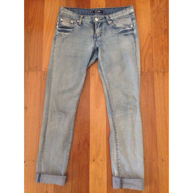 Size 8 Rusty Jeans