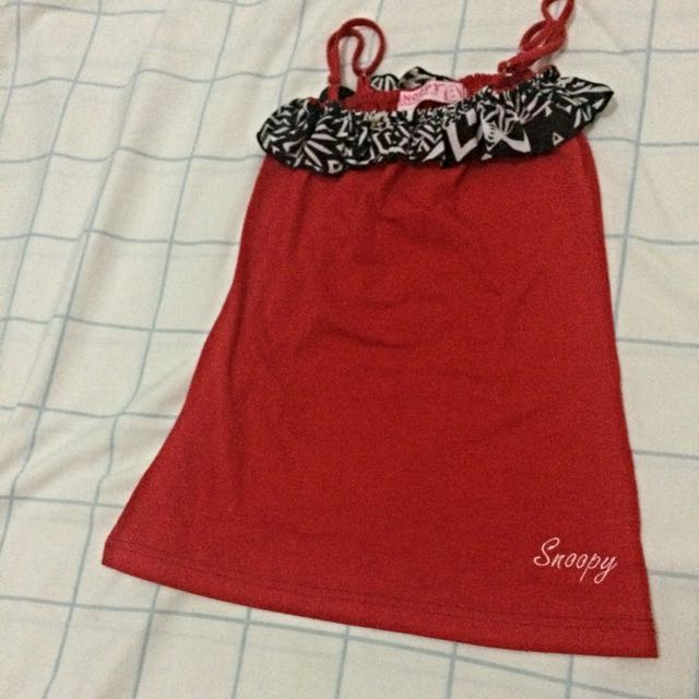 ‼️SOLD‼️Snoopy Red Dress
