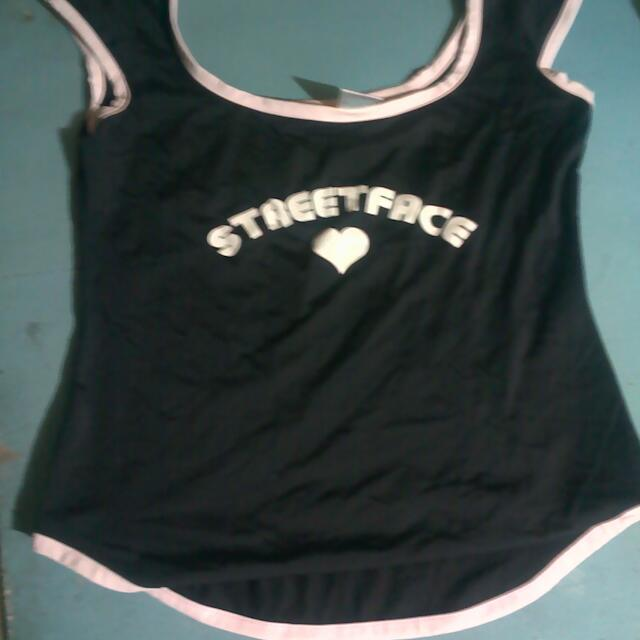 Street face Fitted Sando
