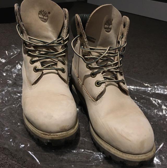 Timberland Boots Sand