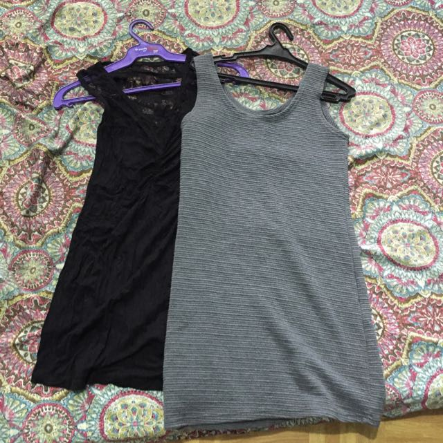 Two Cocktail Dresses (no Brand)