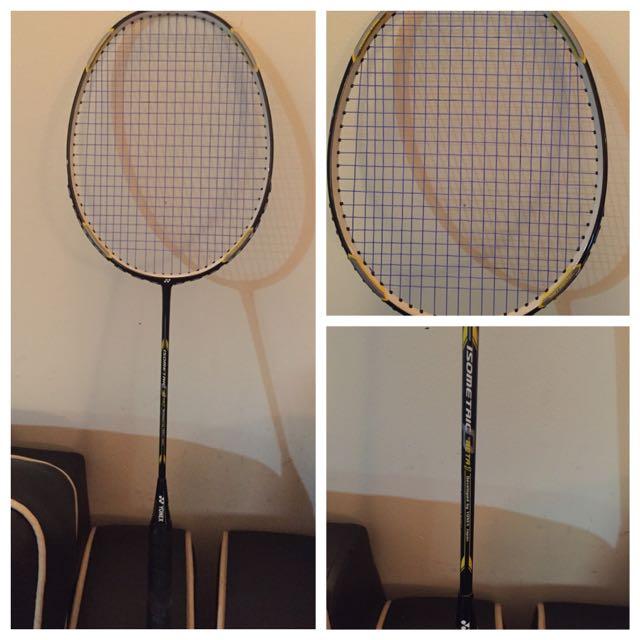 Yonex Isometric Omega 5 Badminton