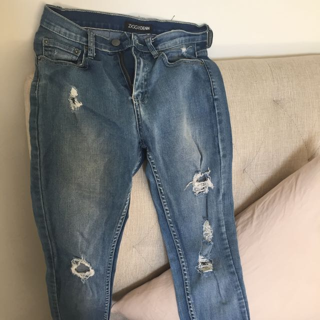 Ziggy Denim High Waisted