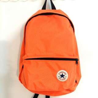 (Authentic)Converse Neon Orange Backpack