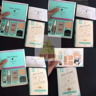 HOW TO LOOK THE BEST PALETTE BY BENEFIT, SEPHORA
