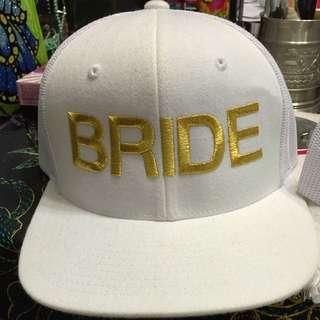 BRIDE & Team bride Hats
