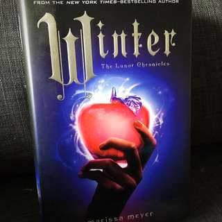 Winter (Book 4 of The Lunar Chronicles)