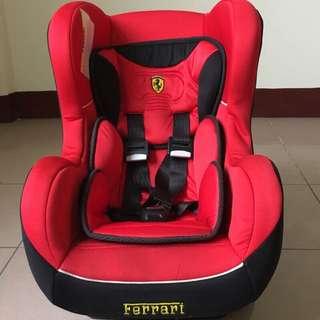 法拉利安全座椅