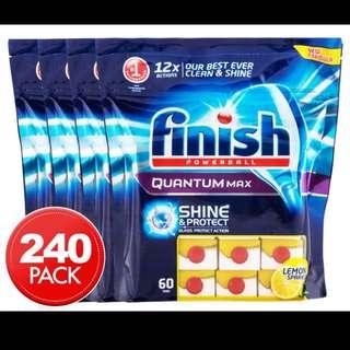 Finish Dish Washer