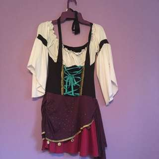 PIRATE/GYPSY COSTUME